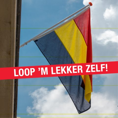 HBW vlag VLD
